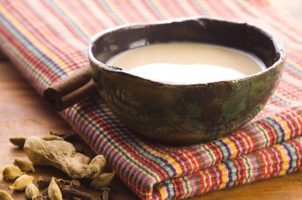 Chai masala, te con especies, ayurveda, recetas vegetarianas, recetas sanas, te para el resfriado, infusion para el costipado, dolor de garganta