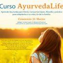 Curso AyurvedaLife – Comienzo 31 Marzo