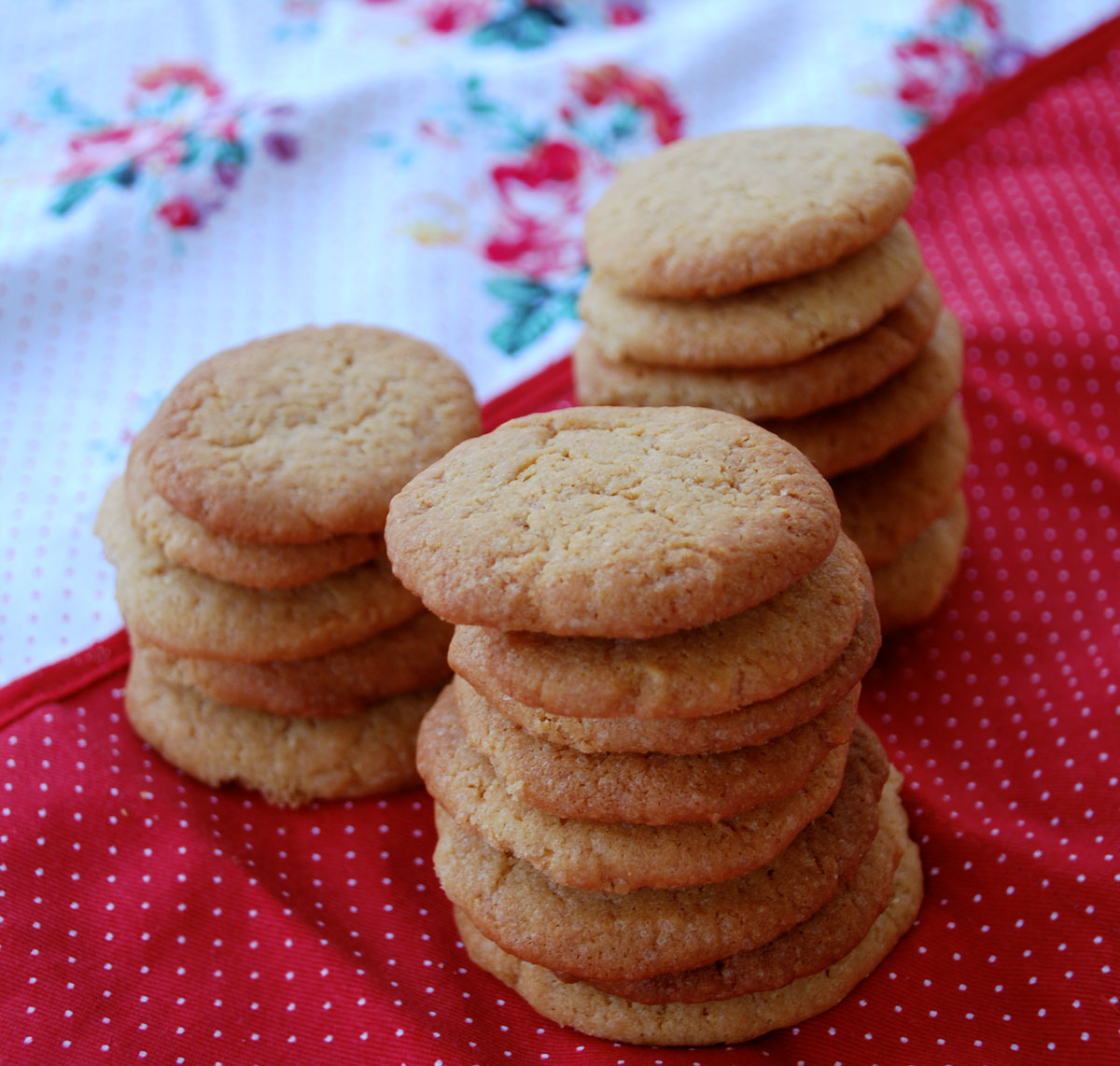 galletas sin huevo
