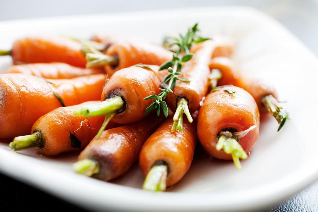 Zanahorias con limón y miel, ayurveda, recetas ayurvédicas, recetas detox, recetas primavera, recetas vegetarianas, receta vegetariana, receta kapha