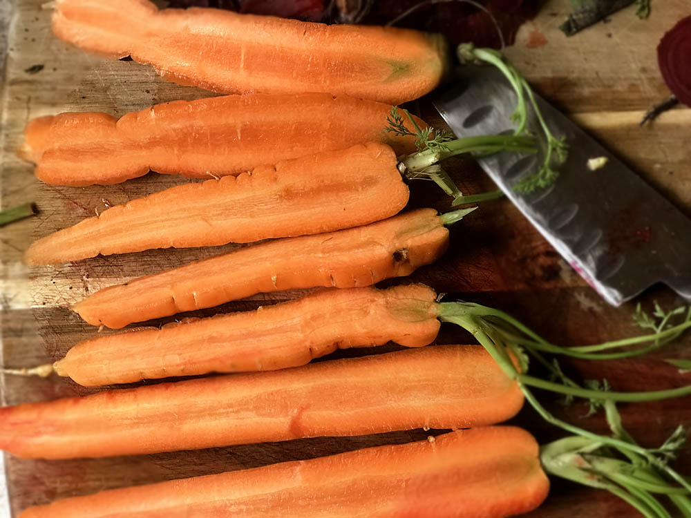 Zanahoria Limon Y Miel / Agregarle menos azuar y más miel.
