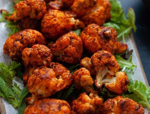 Tandoori Style Cauliflower