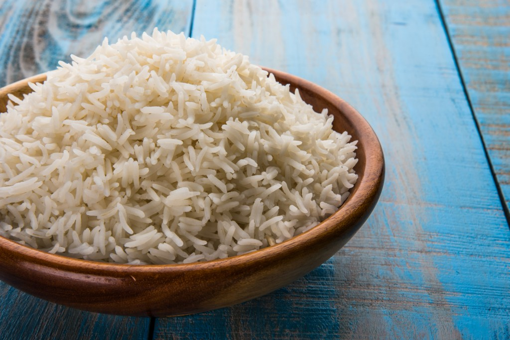 arroz basmati perfecto