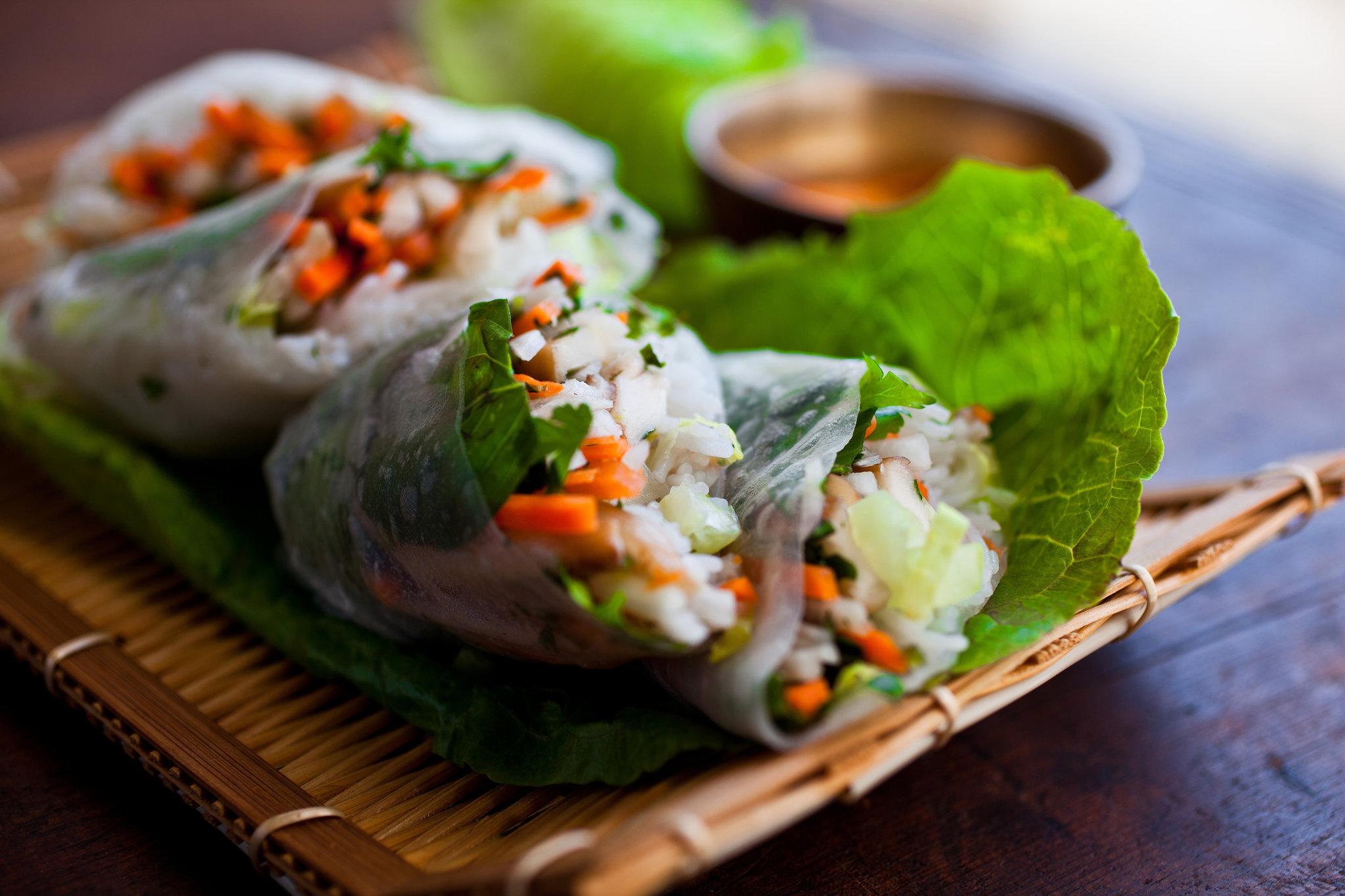 Clase de Cocina tailandesa Vegana 19 Noviembre, Malaga