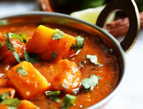 Indian Vegan Cookery Class – February 9th