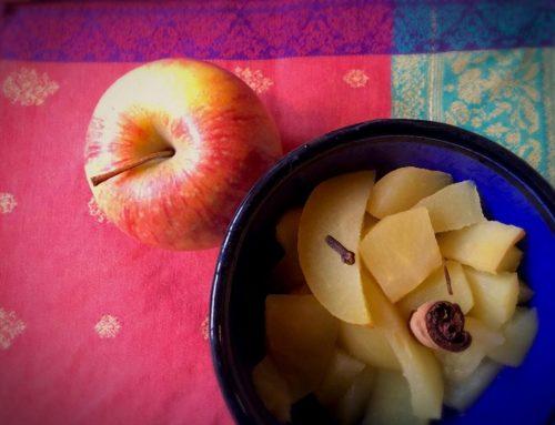 Pre Breakfast Stewed Apple