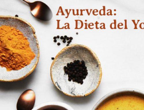 Charla Nutrición Ayurveda en el Festival de Yoga, Fuengirola – 12 de Mayo