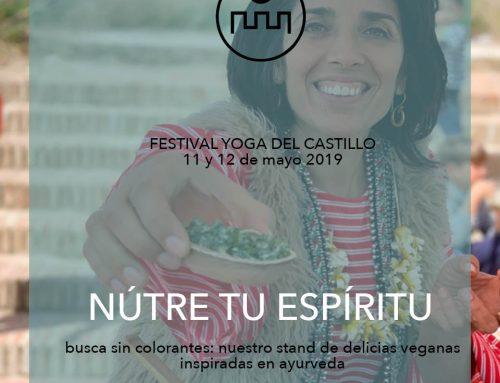 Sin Colorantes: Puesto de Delicias Veganas @ Festival del Castillo 11-12 Mayo
