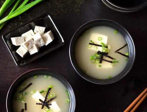Sopa de Miso en 5 minutos