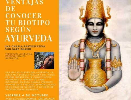 Ventajas de conocer tu Biotipo según Ayurveda
